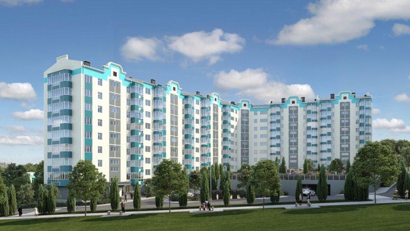 В Алуште строят вторую очередь ЖК Семейный с премиальными видами и квартирами от 2 млн рублей