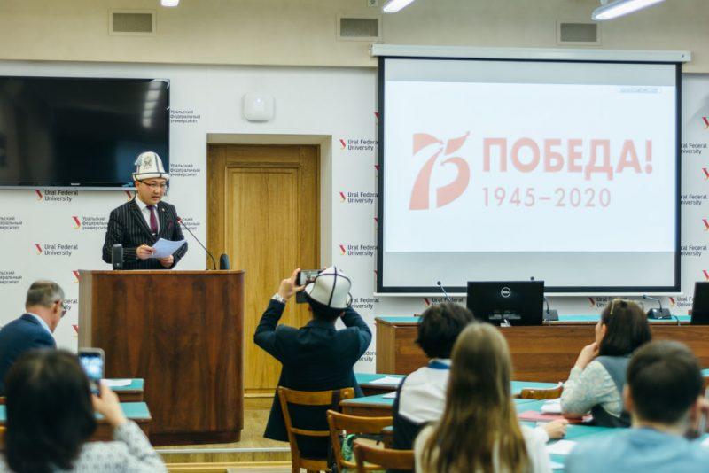 Молодежи нужно рассказывать о подвиге советских людей в тылу во время Великой Отечественной войны