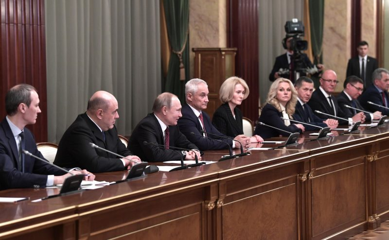 Правительство Мишустина предлагает новые привлекательные реформы
