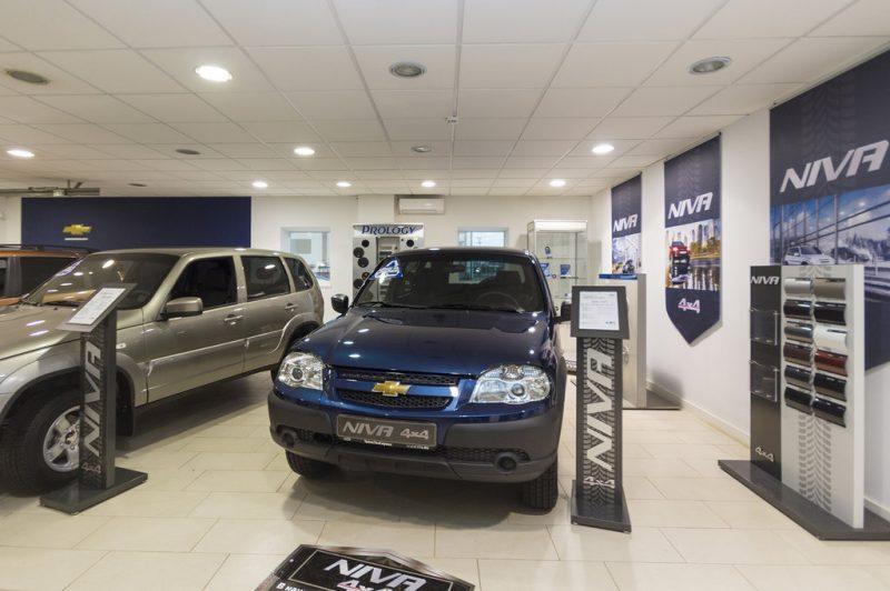 В Россию возвращаются «бюджетники» Chevrolet