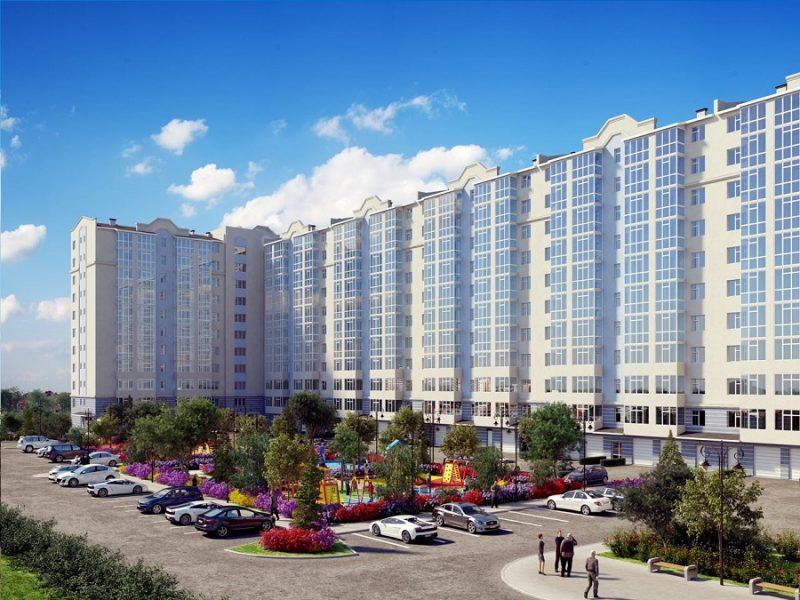Компания ИнтерСтрой вывела в продажу новый пул квартир в ЖК «Кристалл» в Феодосии
