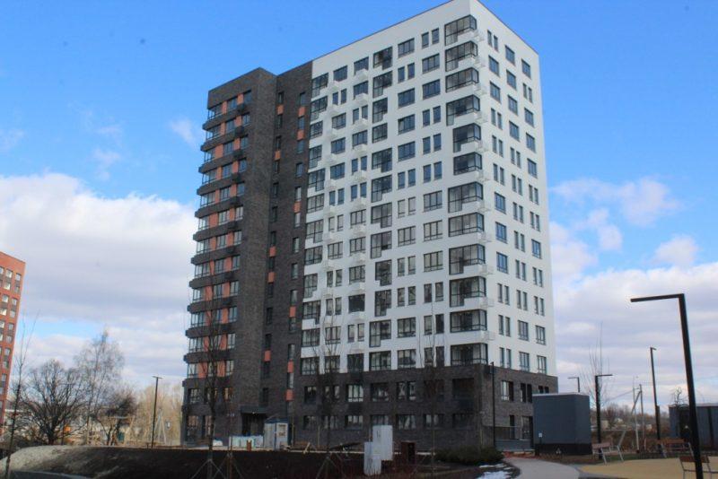 ГК «А101» подготовила к заселению в Новой Москве еще один многоквартирный объект