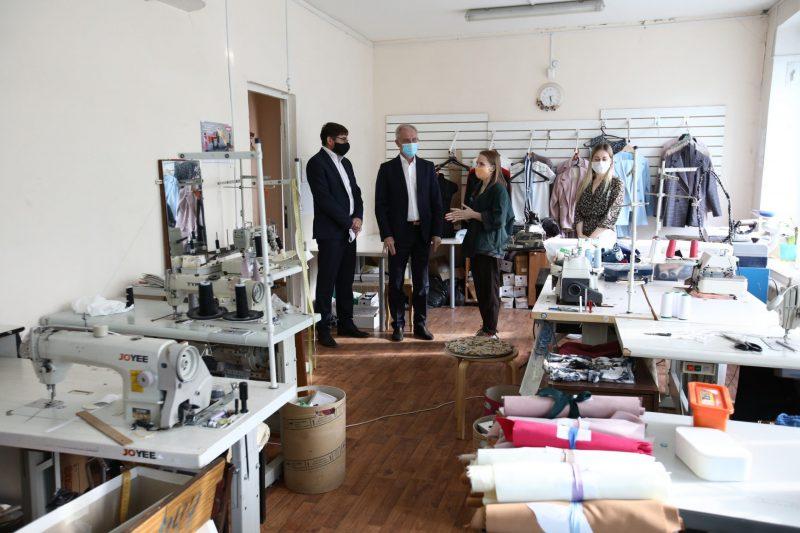 В Ульяновской области обеспечивают мерами поддержки все виды бизнеса