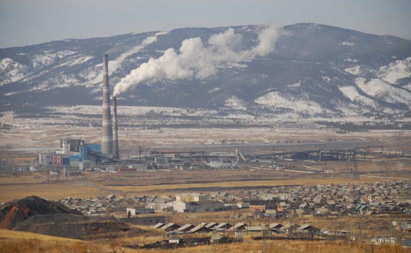 В России зафиксирован рекордный за пять лет уровень загрязнения воздуха