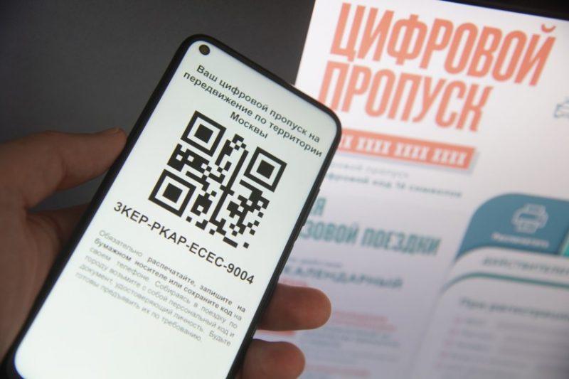 Данные россиян из пропусков должны удалить за месяц, заявил эксперт