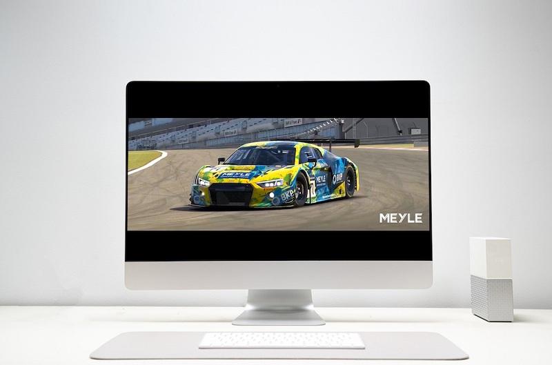 Кубок «MEYLE-Sprint-Cup» объединил виртуальный и реальный автоспорт