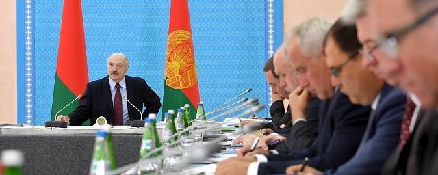 Лукашенко отправил в отставку руководство правительства