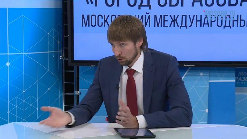 Андрей Зинин прокомментировал запуск двух новых конкурсов НТИ для школьников
