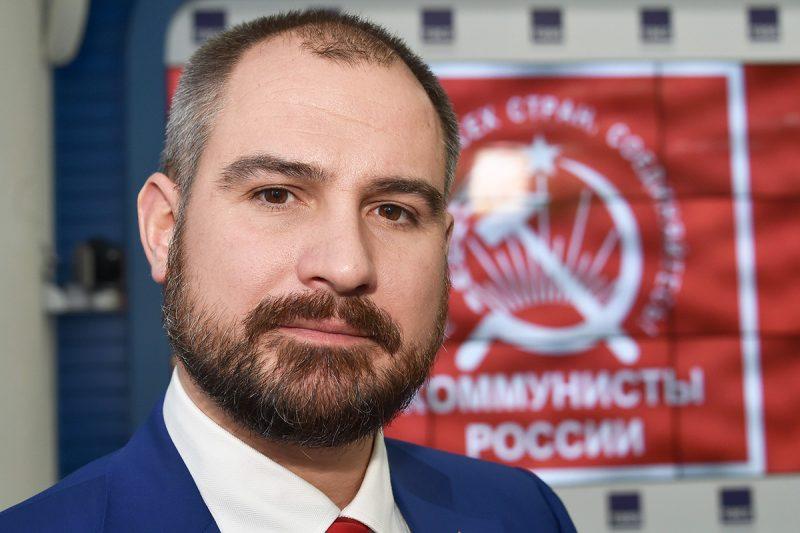 Основатели «Коммунистов России» покидают партию из-за конфликтов с Максимом Сурайкиным