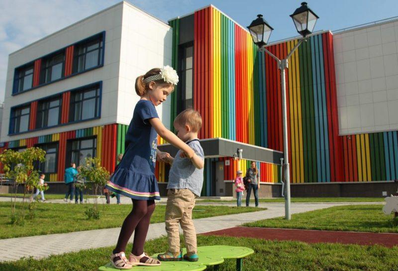 Окончание строительства нового детского сада в ТиНАО запланировано на IV квартал 2021 года