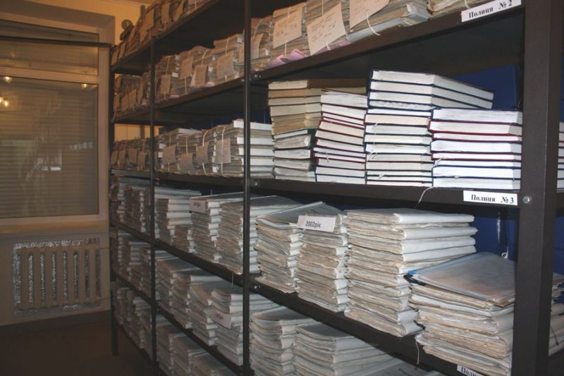 Нотариальные архивы в помощь людям