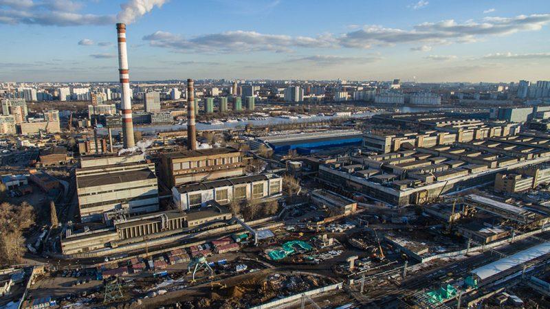 Москва планирует привлечь в реорганизацию промзон частное финансирование общим объемом до 7 трлн рублей