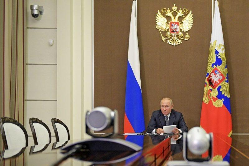 Путин: сроки реализации нацпроектов переносить нельзя