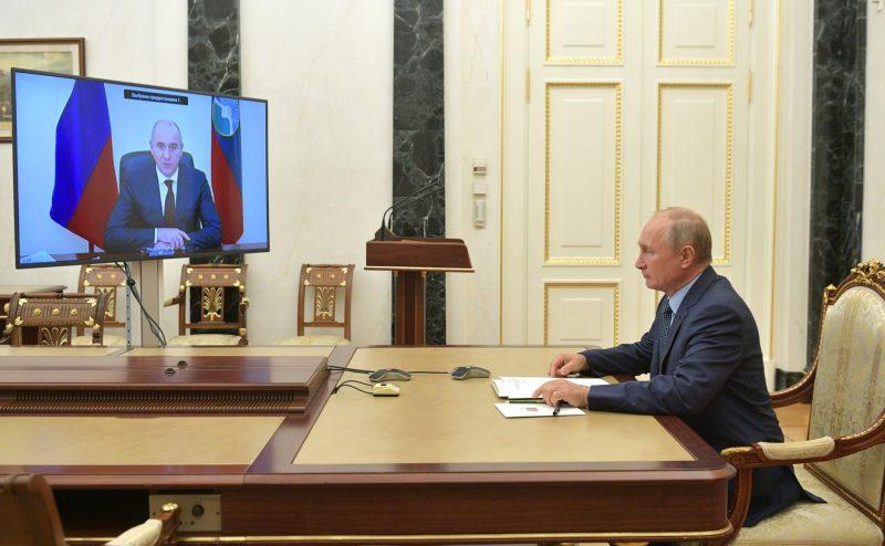 Путин заявил об обострении проблемы безработицы почти во всех субъектах РФ
