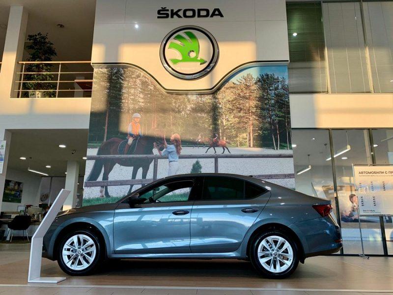 Новая ŠKODA OCTAVIA будет представлена в автосалонах ŠKODA WAGNER во время Дней открытых дверей