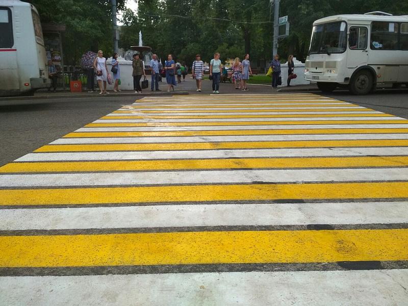 По заявлению Максима Ликсутова, к 2021 году в Москве увеличится количество пешеходных переходов