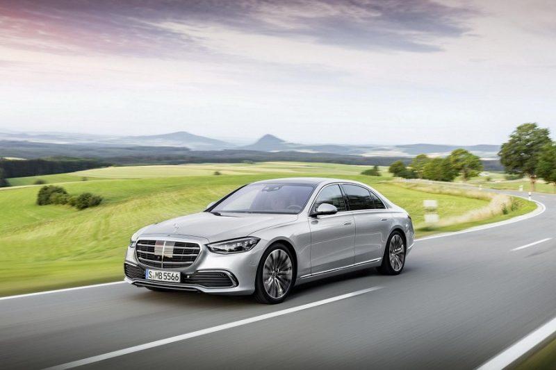 Mercedes-Benz S-Класс предлагает новый уровень высокотехнологичного комфорта