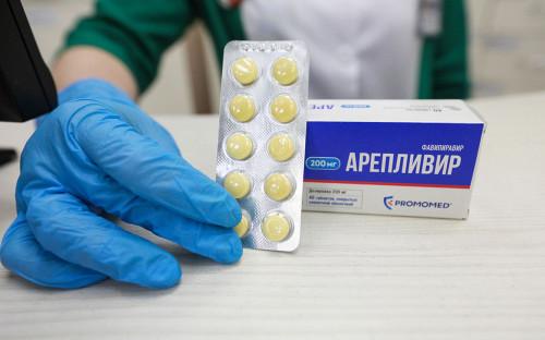 ГК «ПРОМОМЕД» поставила 1000 упаковок «Арепливира» медучреждениям Пермского края
