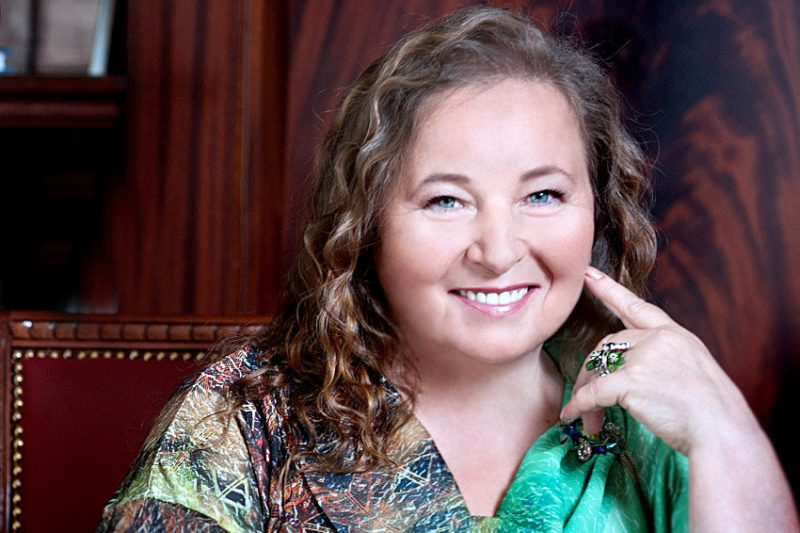 Евдокия Лучезарнова прокомментировала завершение Года Белой крысы