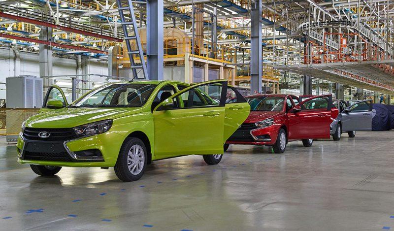К 2025 году «АвтоВАЗ» выпустит на рынок четыре новые модели автомобилей