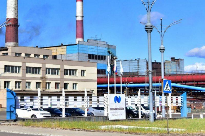 «Норникель» завершил остановку металлургического цеха в Мурманской области
