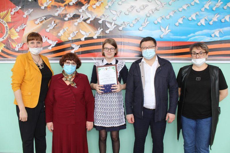 Депутат Госдумы РФ Наталья Боева встретилась со школьниками станицы Крыловской