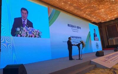 Китай приложил большие усилия для сдерживания COVID-19 и спасения больше жизней — генсек ШОС Владимир Норов