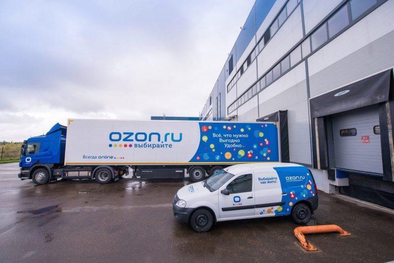 Маркетплейс Ozon будет доставлять товары в Белоруссию