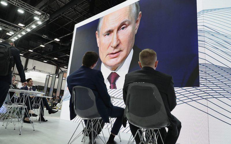 Путин назвал две главные проблемы национальной экономики