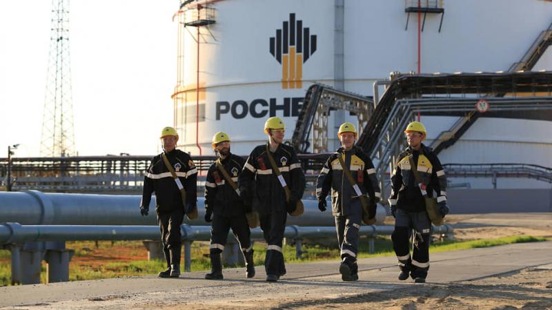 «Роснефть» продаст долю энергетического проекта «Восток Ойл»