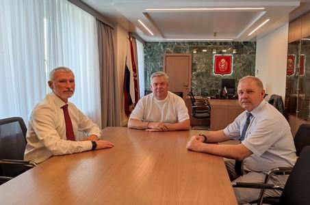 Депутат Госдумы оценил социально-экономическое развитие Тульской области