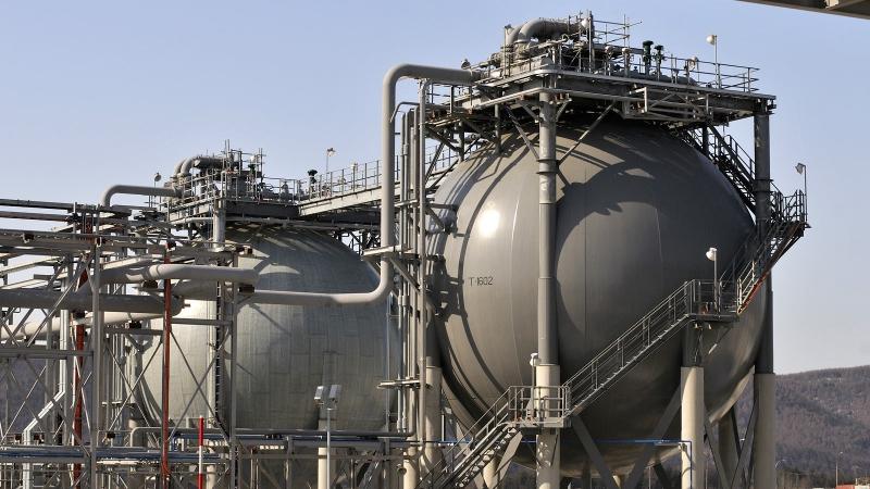 ICE Futures: в Европе продолжается бесконтрольный рост цен на газ