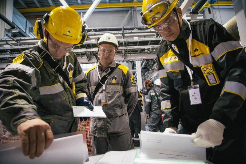 «Роснефть» и правительство Японии подписали меморандум о сотрудничестве