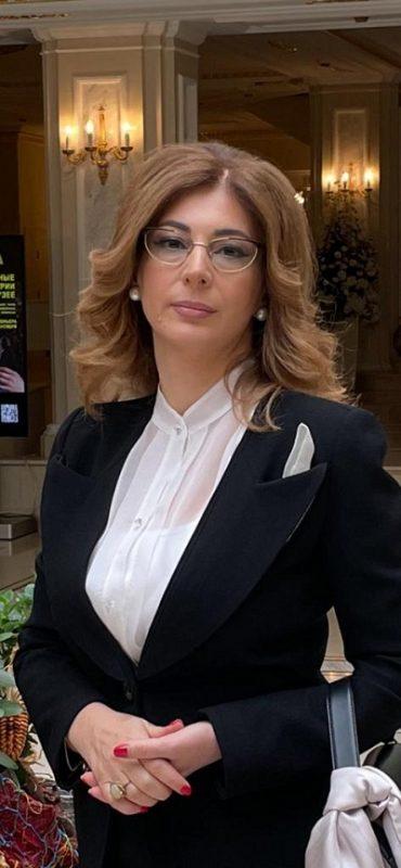 Президент АО «БРПИ» Агнесса Осипова выступила на III Евразийском женском форуме