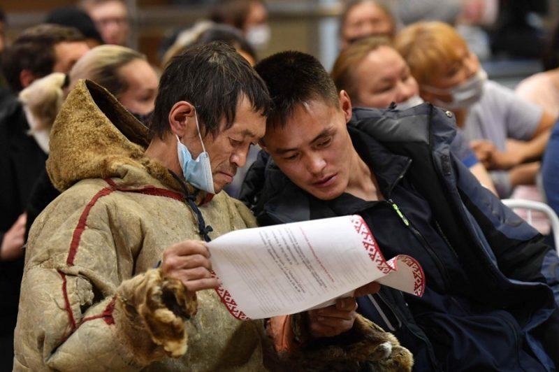 «Норникель» первым из арктических резидентов применил принципы СПОС в диалоге с коренными общинами Таймыра