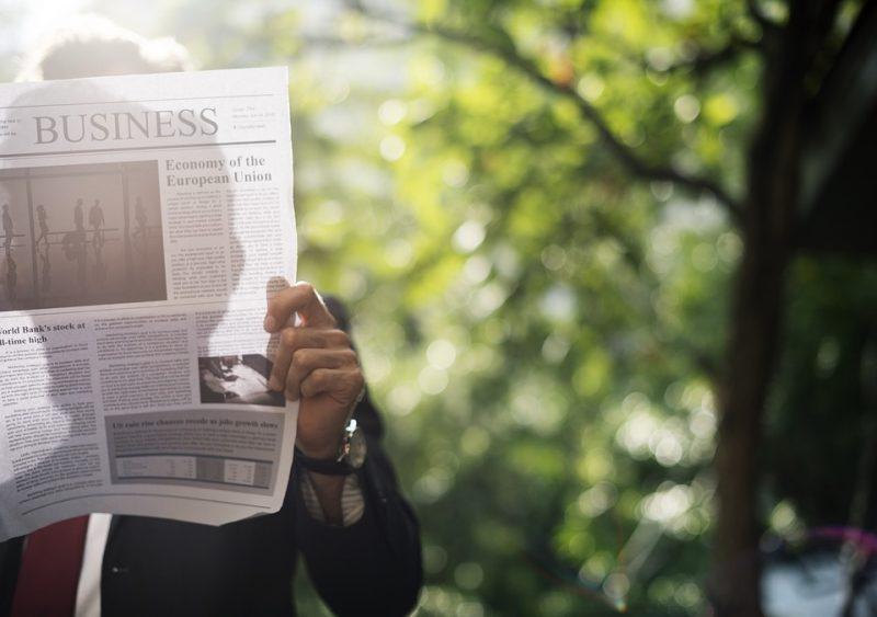 Эффективность рекламы в газетах
