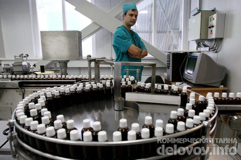 Безопасность российских лекарственных средств гарантируют современные стандарты качества GMP