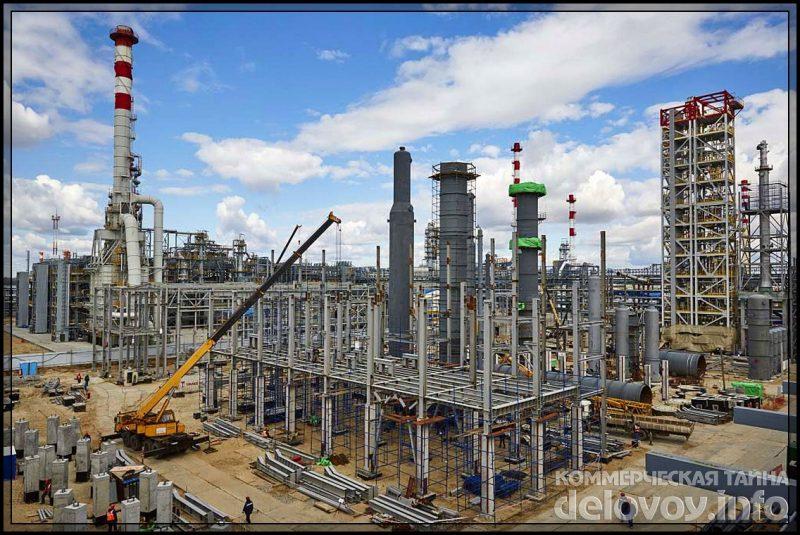 По какой причине «Антипинский нефтеперерабатывающий завод» оказался на грани ликвидации
